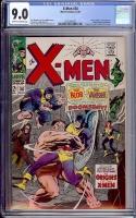X-Men #38 CGC 9.0 ow/w