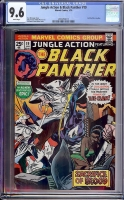 Jungle Action #19 CGC 9.6 w