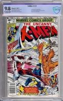 X-Men #121 CBCS 9.8 ow/w