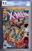 X-Men #129 CGC 9.2 ow/w