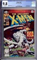 X-Men #140 CGC 9.8 w