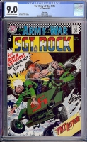 Our Army at War #175 CGC 9.0 ow/w Massachusetts