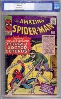 Amazing Spider-Man #11 CGC 3.0 cr/ow