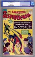 Amazing Spider-Man #12 CGC 4.0 ow