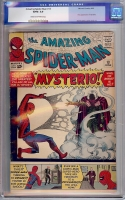 Amazing Spider-Man #13 CGC 3.0 cr/ow