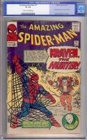 Amazing Spider-Man #15 CGC 2.5 cr/ow