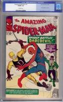 Amazing Spider-Man #16 CGC 5.0 ow