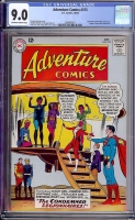 Adventure Comics #313 CGC 9.0 ow/w