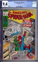 Amazing Spider-Man #92 CGC 9.4 w