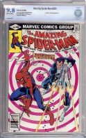 Amazing Spider-Man #201 CBCS 9.8 ow