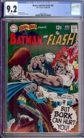 Brave and the Bold #81 CGC 9.2 w