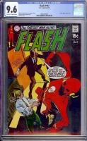 Flash #197 CGC 9.6 ow/w