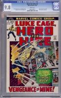 Hero For Hire #2 CGC 9.8 w