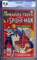Marvel Tales #106 CGC 9.8 w