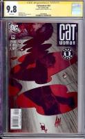 Catwoman #54 CGC 9.8 w CGC Signature SERIES