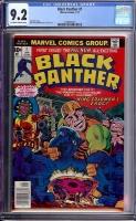 Black Panther #1 CGC 9.2 ow/w