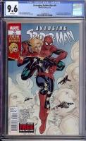 Avenging Spider-Man #9 CGC 9.6 w