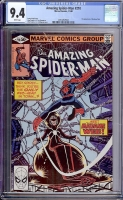 Amazing Spider-Man #210 CGC 9.4 w