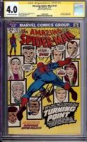 Amazing Spider-Man #121 CGC 4.0 ow/w CGC Signature SERIES
