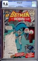 Batman #240 CGC 9.6 ow/w