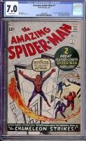 Amazing Spider-Man #1 CGC 7.0 ow