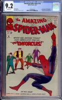 Amazing Spider-Man #10 CGC 9.2 ow