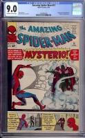 Amazing Spider-Man #13 CGC 9.0 ow/w