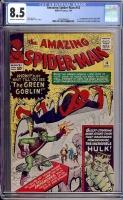 Amazing Spider-Man #14 CGC 8.5 ow/w