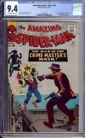 Amazing Spider-Man #26 CGC 9.4 ow/w