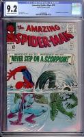 Amazing Spider-Man #29 CGC 9.2 ow/w