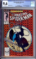 Amazing Spider-Man #300 CGC 9.6 w