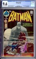 Batman #227 CGC 9.6 cr/ow
