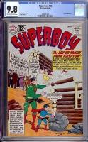 Superboy #95 CGC 9.8 ow/w