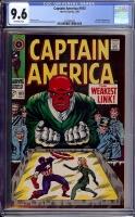 Captain America #103 CGC 9.6 ow