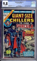 Giant-Size Chillers #1 CGC 9.8 w