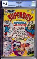 Superboy #165 CGC 9.6 w