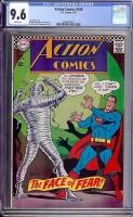 Action Comics #349 CGC 9.6 w