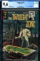 Twilight Zone #20 CGC 9.6 w