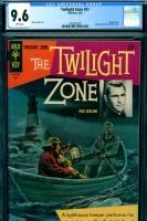 Twilight Zone #21 CGC 9.6 w