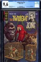 Twilight Zone #23 CGC 9.6 w