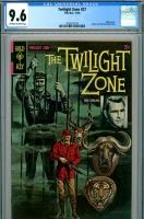 Twilight Zone #27 CGC 9.6 ow/w