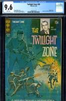 Twilight Zone #28 CGC 9.6 w