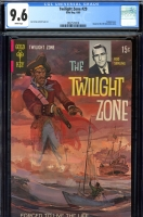 Twilight Zone #29 CGC 9.6 w