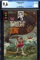Twilight Zone #32 CGC 9.6 w