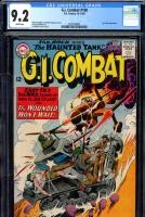 G.I. Combat #108 CGC 9.2 w