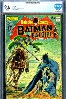Detective Comics #412 CBCS 9.6 w
