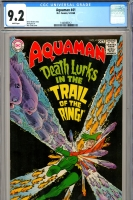 Aquaman #41 CGC 9.2 w