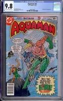 Aquaman #61 CGC 9.8 ow/w