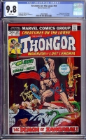 Creatures On The Loose #22 CGC 9.8 w