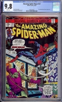 Amazing Spider-Man #137 CGC 9.8 w